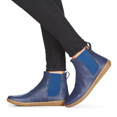 Women Winter Slip-On Ankle Boots