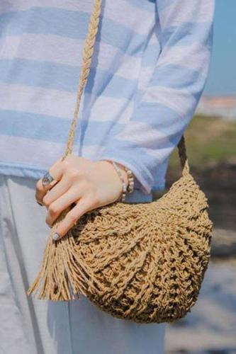 2020 Must Have Tassel Beach Shoulder Bag