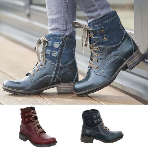 Women Comfy Slip-on Boot  Shoes