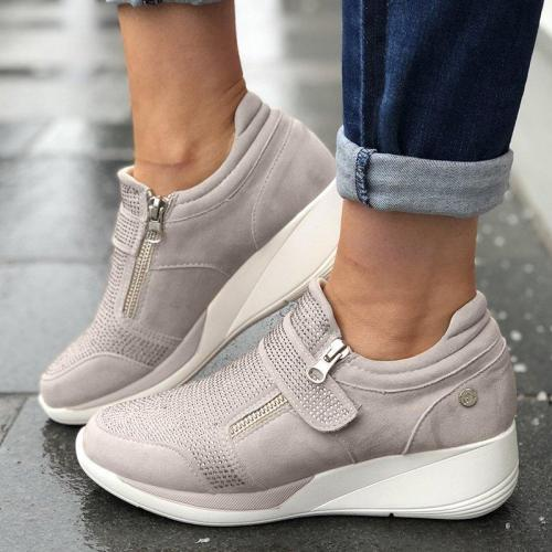 Women Slip-on Sneaker Shoes
