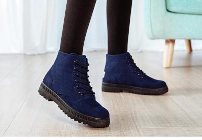 High Heels Flat Casual Cloth Shoes
