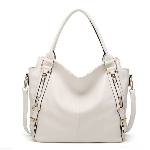 Fashion Leather Plain Clutch Bag