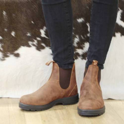 Platform Daily Casual Ankle Boots