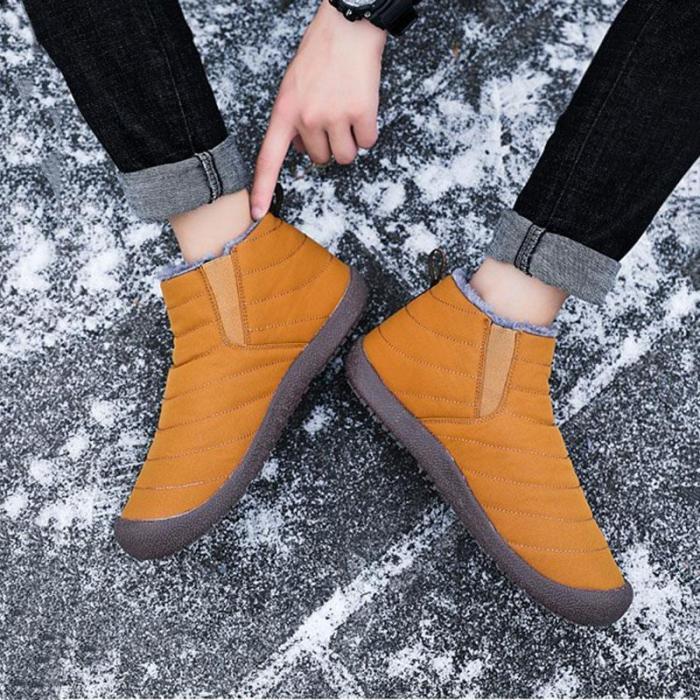 Winter Unisex Waterproof Warm Comfort Snow Boots