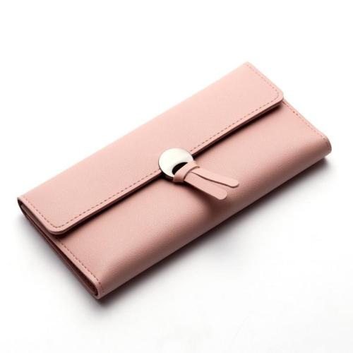 Womens Wallets Women Fashion Leather Wallet Leisure Clutch Ladies Bag Long Purses Handbags Organizer Billeteras Moda Mujer 2020