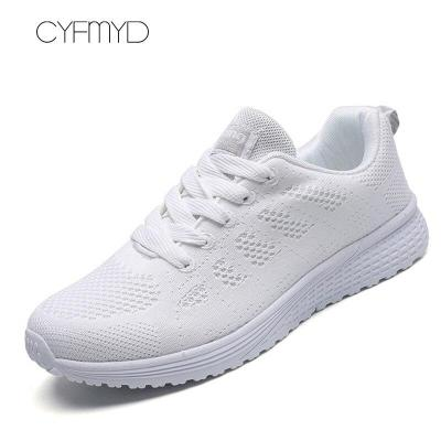 Shoes Woman Sneakers Big Size 35-44 Air Mesh Womens Sneakers Wedges Female Shoes Shallow Casual Shoes Women