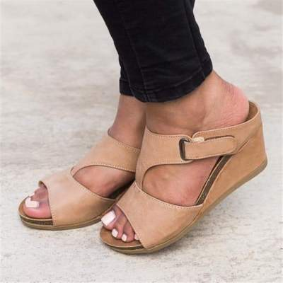 Women's Mule Fashion Wedges