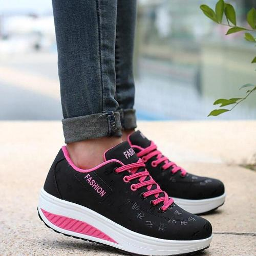 Women's Shoes Chunky Sneakers Large Size 41-42 Brand Casual Woman Tennis shoes 2020 Spring/Autumn