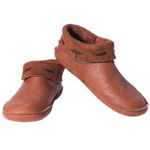 Flat Heel Pu Fall Flats