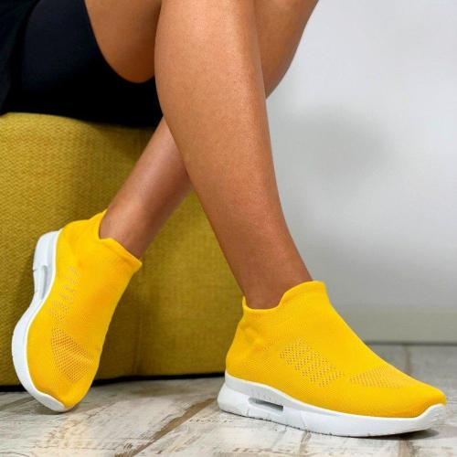 Women Casual Comfy Daily Slip On Sneakers