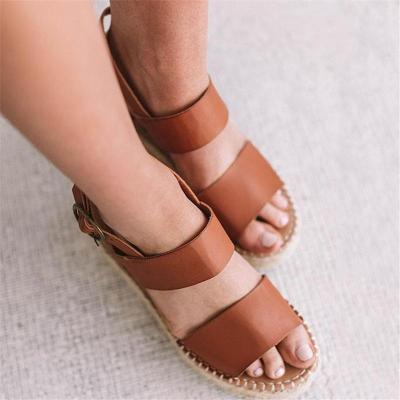 High Heel Wedge Large Size Sandals