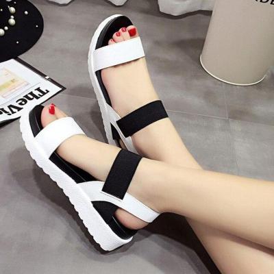 Sandals women shoes woman 2019 new peep-toe women sandals summer roman sandals female footwear sandals women