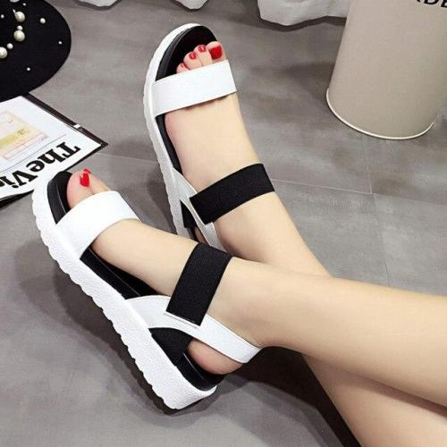 Sandals women shoes woman 2019 new peep-toe women sandals summer roman sandals female footwear sandals women