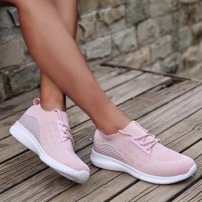 Flat Heel Fall Athletic Women's Shoes