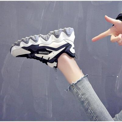 cuteshoeswearMCCKLE Women Chunky Sneakers Casual 2020 Dad Shoes Female Lace Up Mesh Woman Platform Comfort Fashion Ladies Walking Shoes New