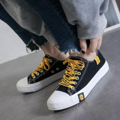 Shoes Women Espadrilles Fashion Sneakers Student Low-top Skateboarding Shoes Casual Flats Loafers Ladies Trainers Canvas Shoes