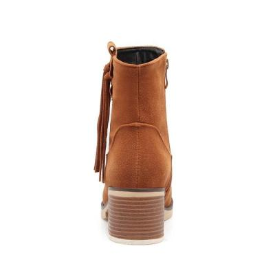 Women's Ankle Boots Fall/winter Casual Short Boots Shoes