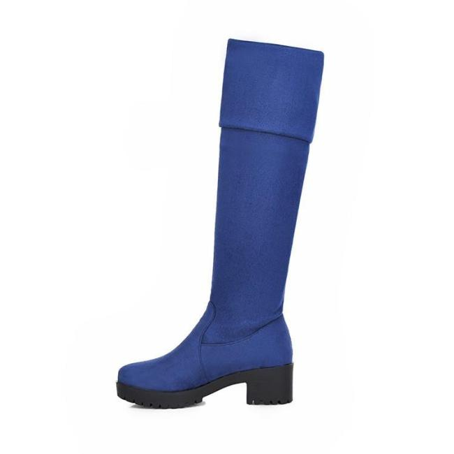 Slim Thigh High Boots Boots for Women 4210
