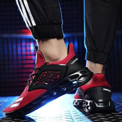 Fashion Men's Shoes Running Shoes Trend Light Casual Jogging Sneakers