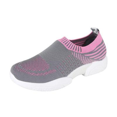 Women's Slip-On Breathable All Season Sneakers