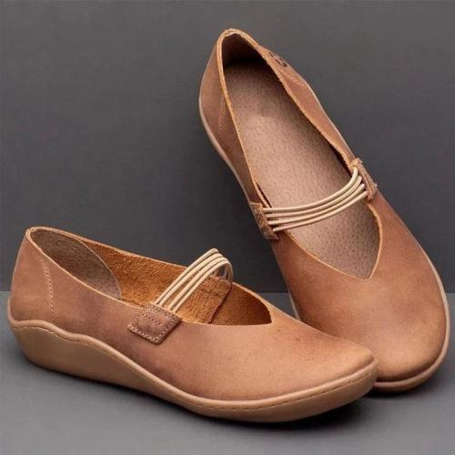 Women's Autumn Flats Ladies Slip On Loafers Women Soft PU Leather Plus Size Woman Flat Casual Comfortable Female Shoes New 2019