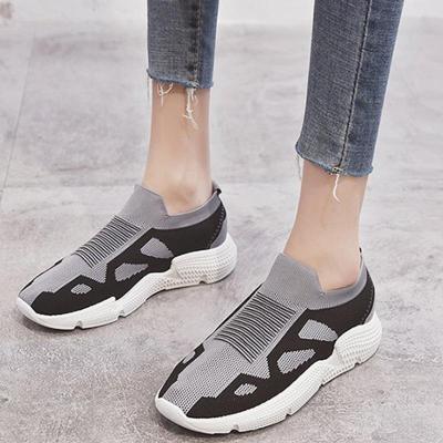 Unisex Athletic Slip-On Flat All Season Sneakers