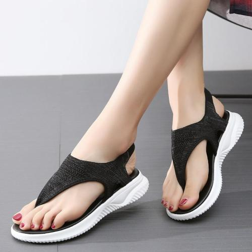 Women Sandals Female Shoes Woman Summer Wedge Comfortable Sandals Ladies Slip-on Sandals Women Sandalias