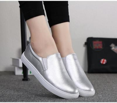 Sunmer shoes woman 2020 fashion high quality flat women sneakers casual comforthable solid color loafers female shoes flats