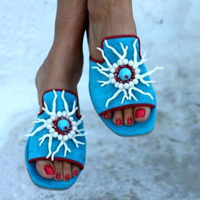 Flat Heel Women Flat Flats Sanda