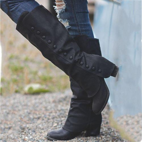 Women Vintage Special Boot Shoes
