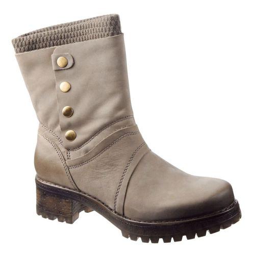 Women Casual Flat Heel Split Joint Boots
