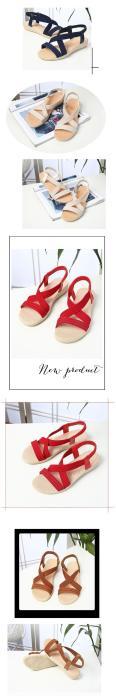 Women Shoes Sandals Comfort Sandals Summer Flip Flops 2018 Fashion High Quality Flat Sandals Gladiator Sandalias Flats