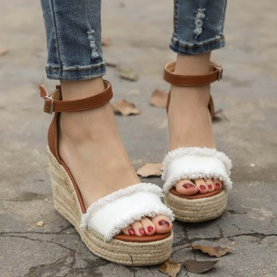 New Fashion Sexy Wedges Sandals
