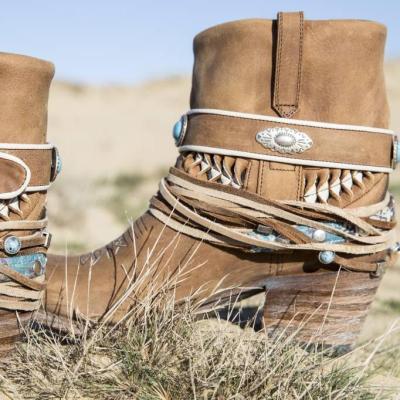 Daily Chunky Heel Boots
