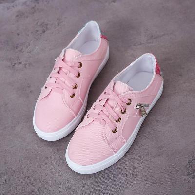 Fashion Simple Style Slip On All Season Sneakers