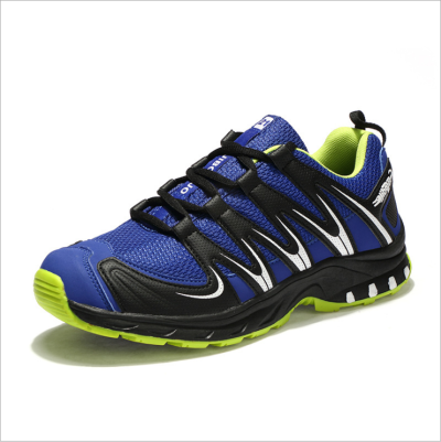 Color Blocking Hiking Shoes