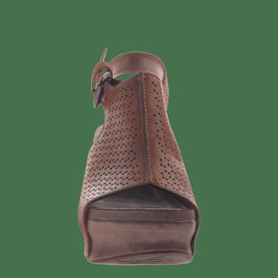 JAUNT in NEW TAN Wedge Sandals