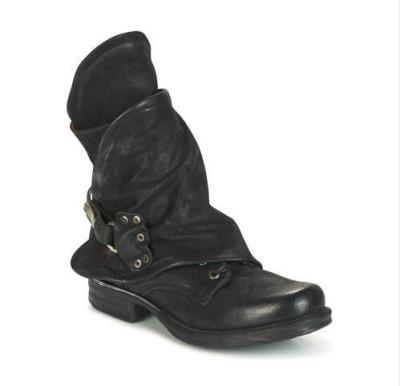 Ladies Flat Ankle Western Riding Boots