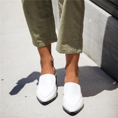 Women's Stylish Pointy Muller Heels