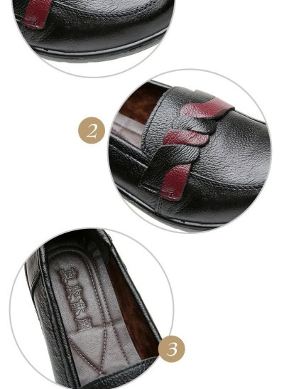 Women's Shoes Flats Genuine Leather Solid Cross-Tied Round toe Shoe for Ladies Cozy Casual Plus size 41-43 Sneakers Driving