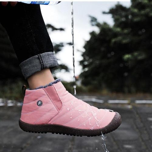 Winter Unisex Waterproof Warm Comfort Snow Boots