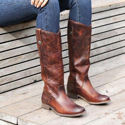 Casual vintage boots