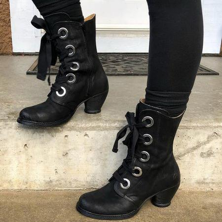 Heel Daily All Season Boots