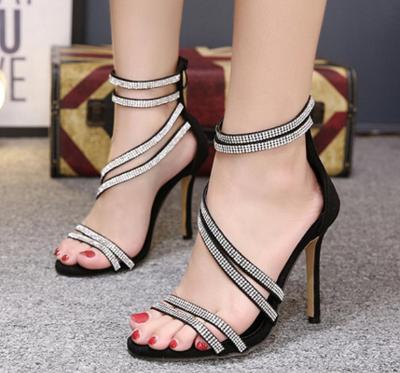 Flash Drill Open Toe Sandals