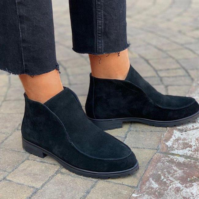 Women Casual Daily Comfy Slip On Shoes