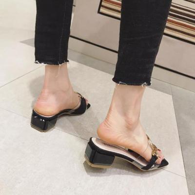 2019 Fashion Sandals Women Summer Shoes Ladies Low Heels Sandals Casual Woman Summer Footwear A1383