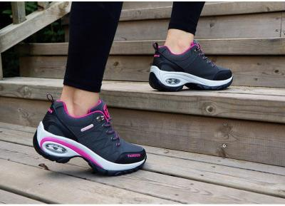 2020 solid platform sneakers women shoes casual shoes woman breathable ladies shoes tenis feminino lace-up shoes women sneaker