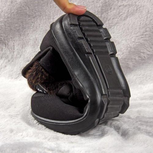 Flat Heel Cotton Women's Shoes