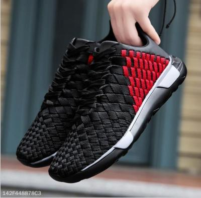 Fashion Youth Sport Casual Previous Color Block Mens Shoes