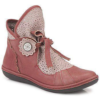 Round Toe Daily Ankle Boots